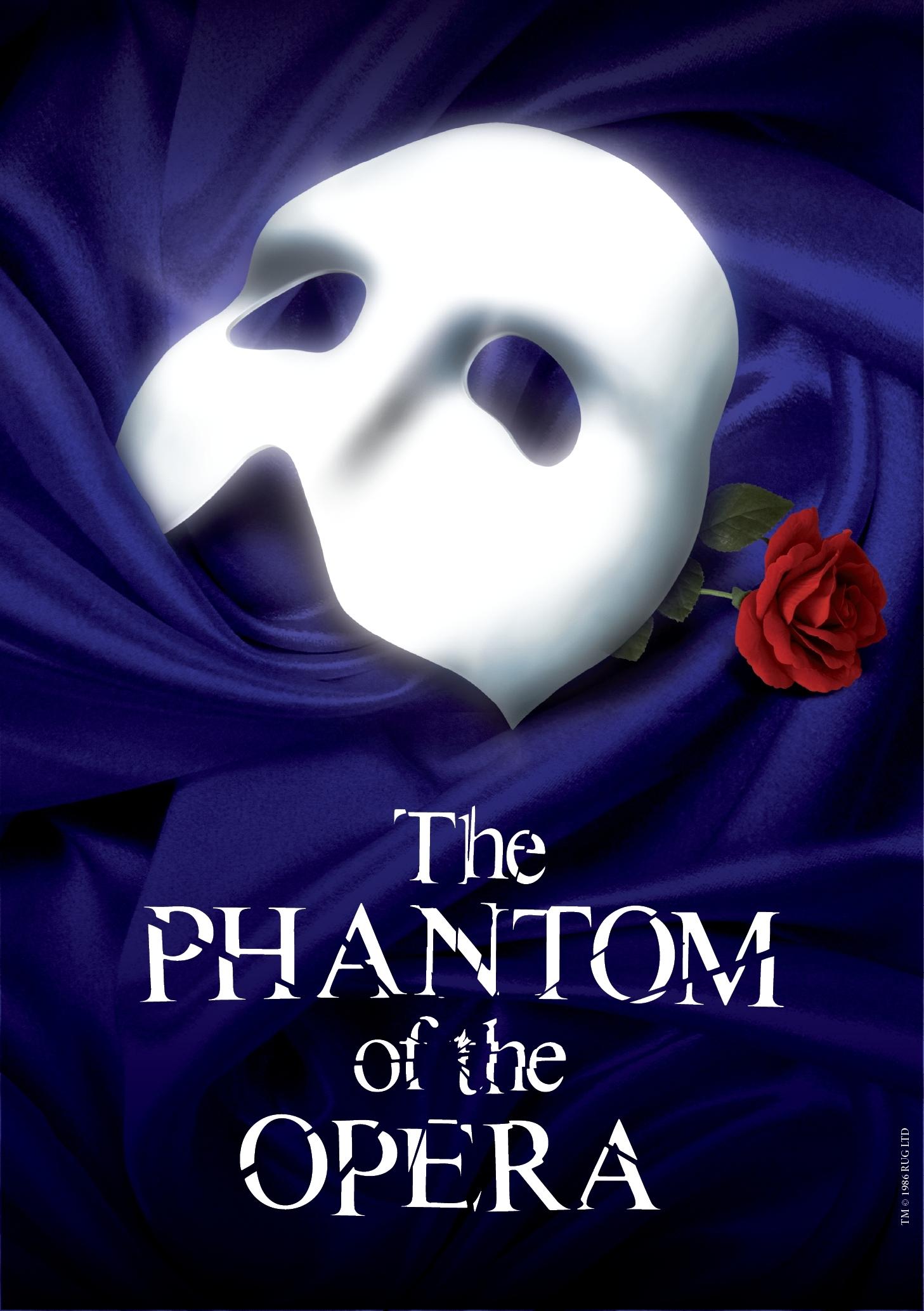 who played the phantom in phantom of the opera